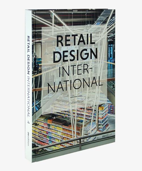 Retail Design International, Vol. 4. Components, Spaces, Buildings