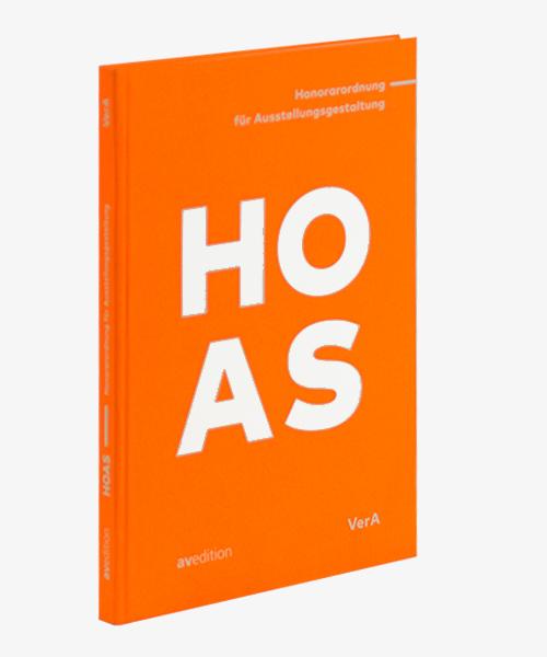 HOAS – Honorarordnung für Ausstellungsgestaltung