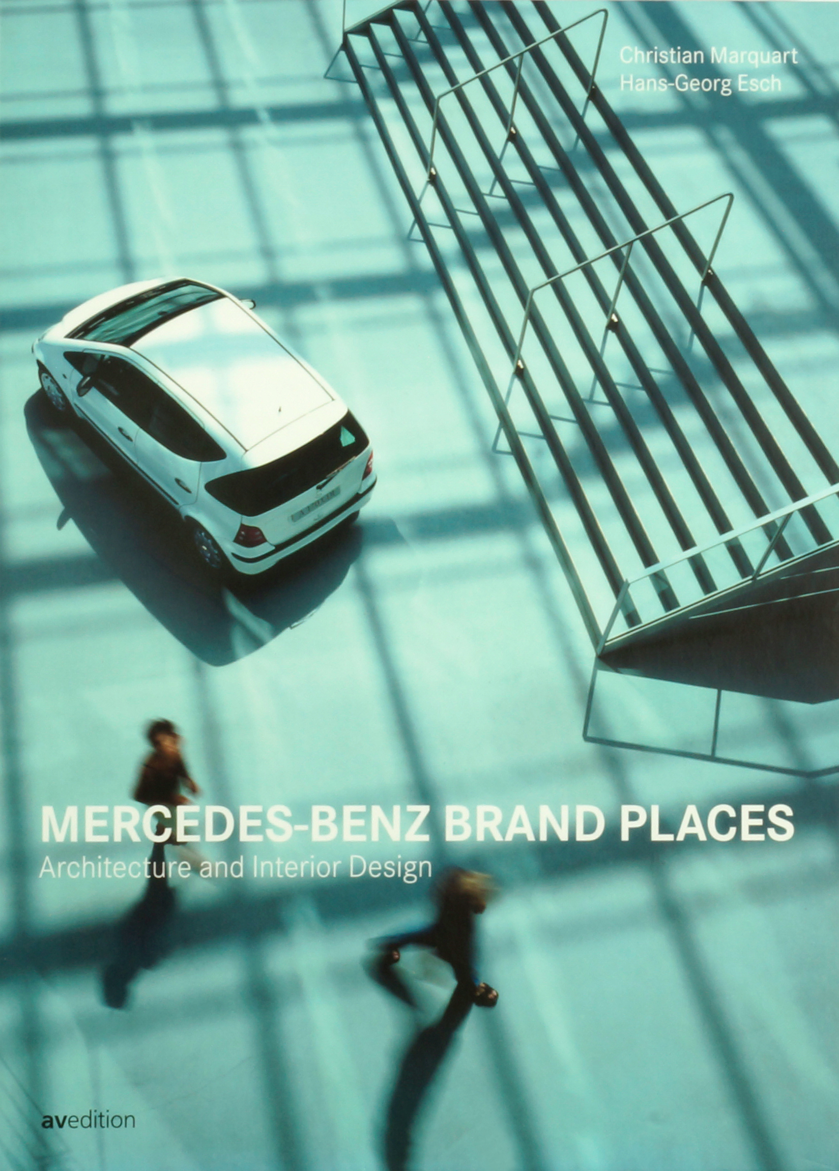 Mercedes-Benz Brand Places