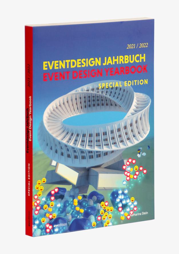 Eventdesign Jahrbuch  2021 / 2022
