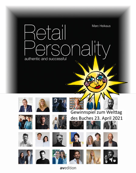 Retail Personality − authentic and successful