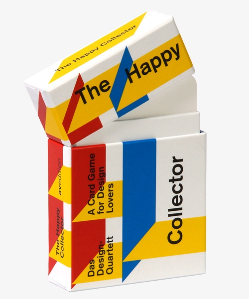 The Happy Collector – A Card Game for Design Lovers
