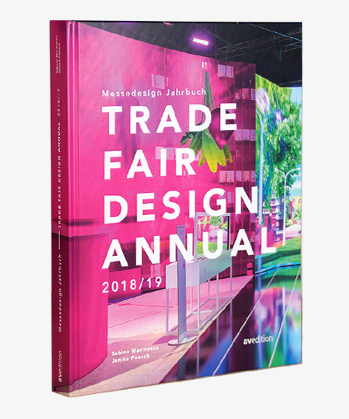 Messedesign Jahrbuch 2018 / 2019