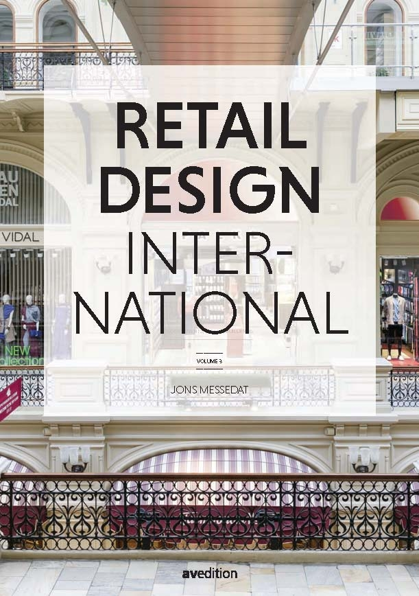 Retail Design International Vol. 3 – Components, Spaces, Buildings