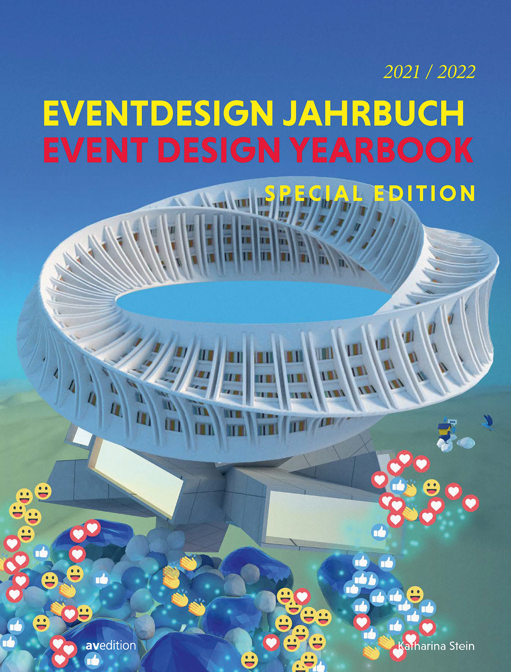 Event Design Yearbook 2021 / 2022