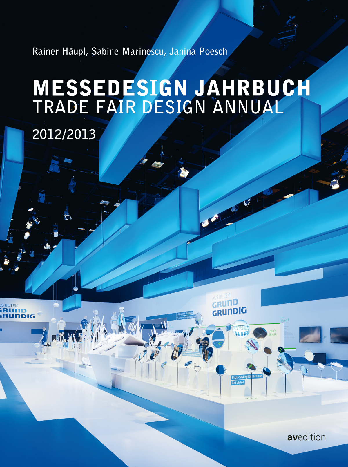 Messedesign Jahrbuch 2012/13