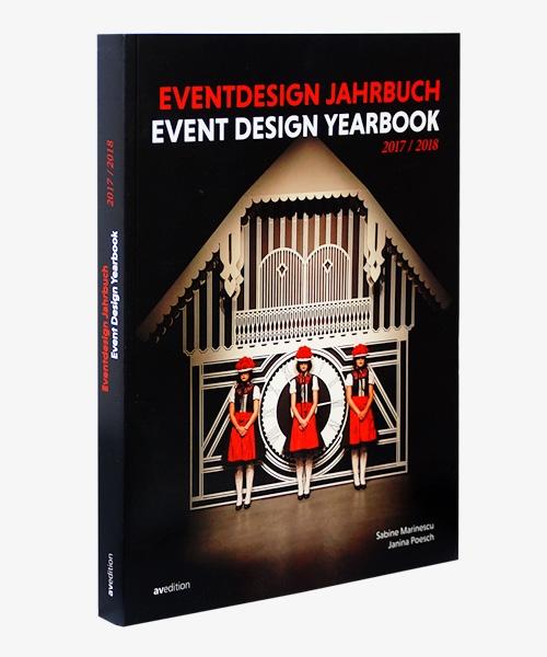Event Design Yearbook 2017 / 2018