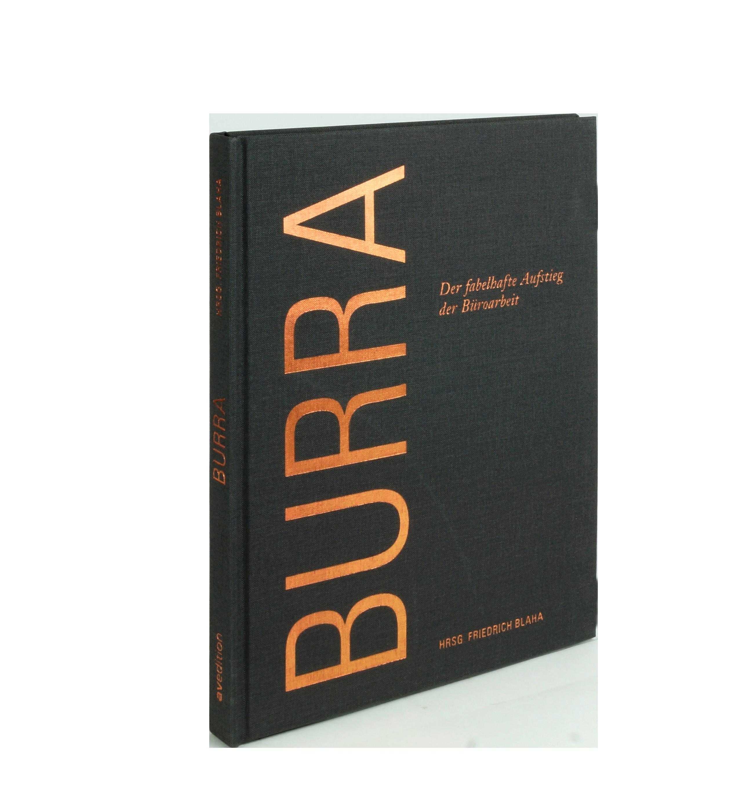 Burra – Der fabelhafte Aufstieg der Büroarbeit