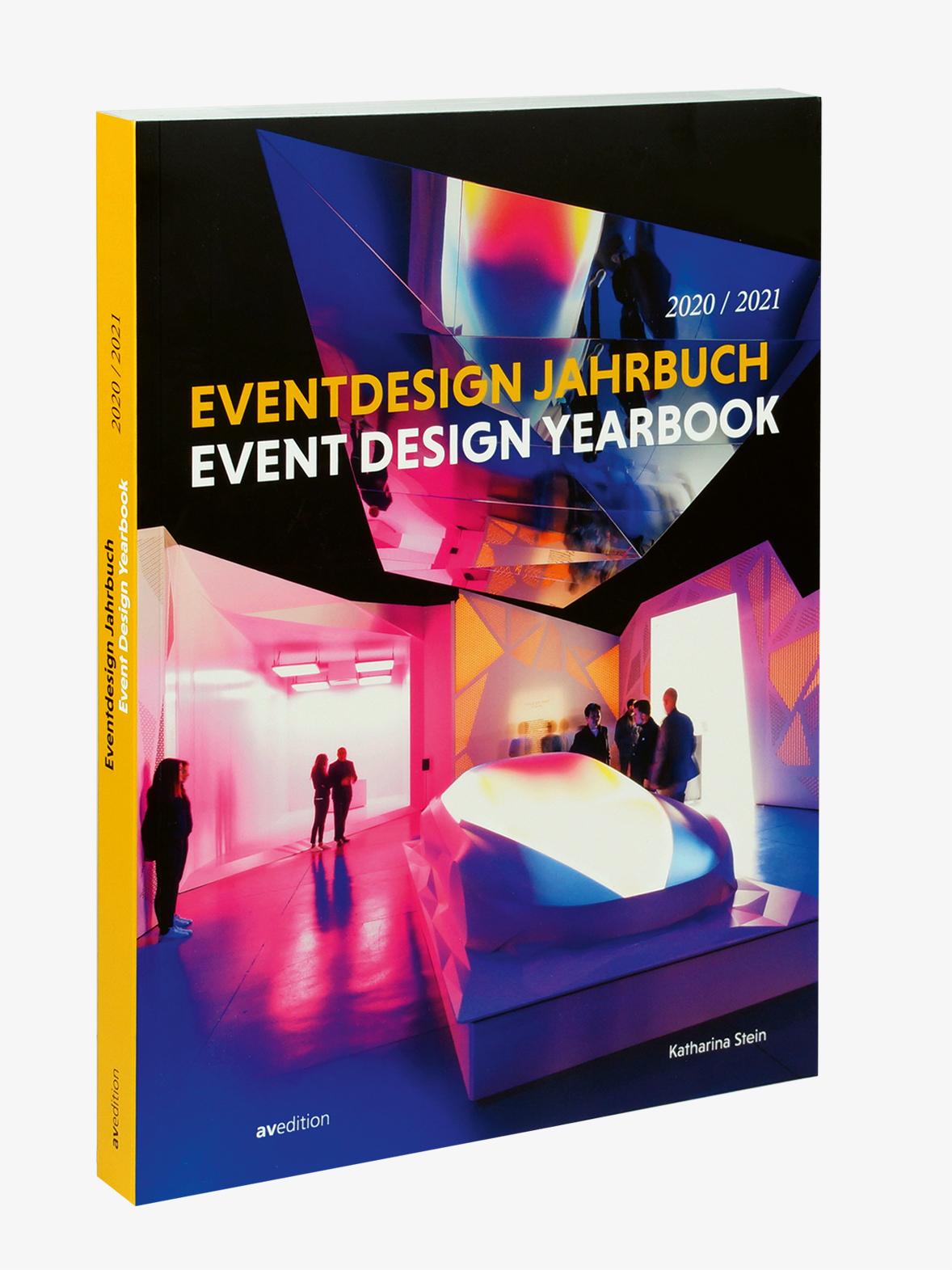 Eventdesign Jahrbuch 2020 / 2021