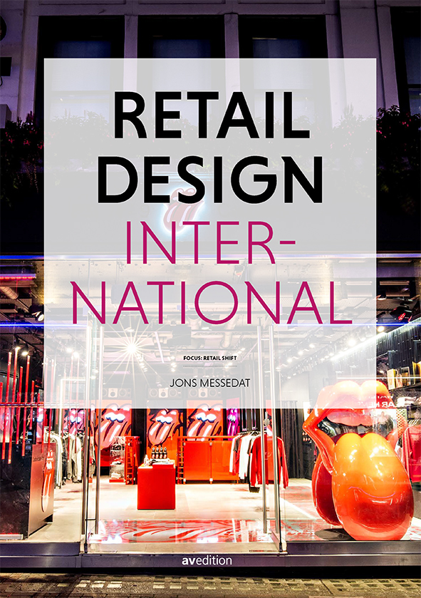 Retail Design International Vol. 6 − Components, Spaces, Buildings