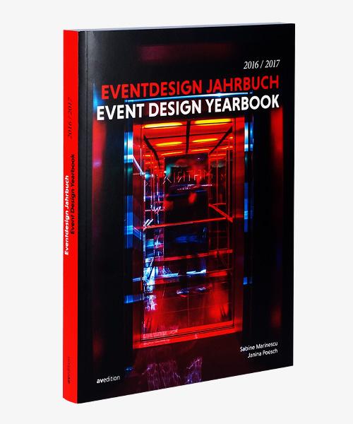 Eventdesign Jahrbuch 2016 / 2017