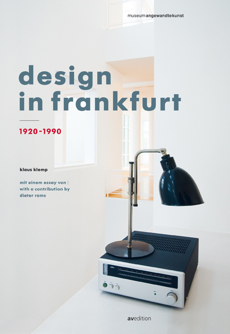 Design in Frankfurt 1920–1990