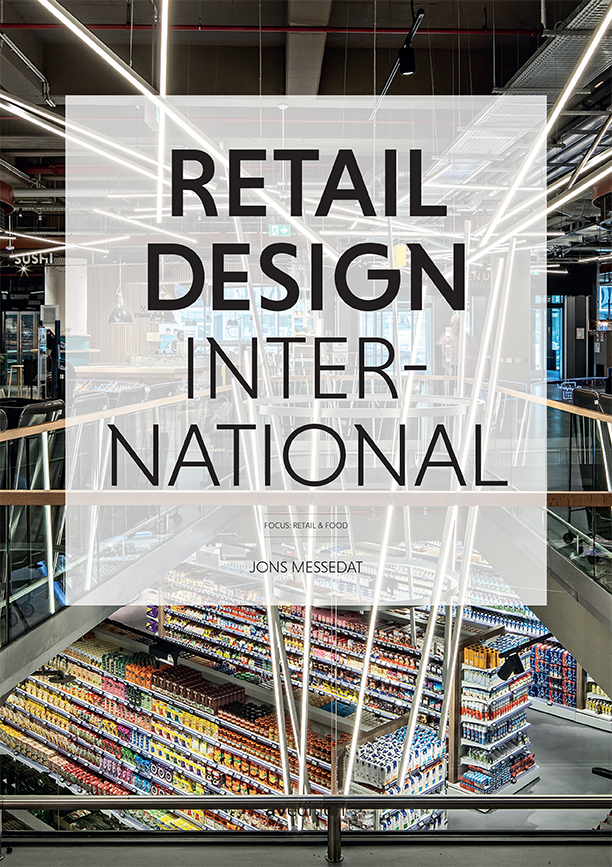 Retail Design International, Vol. 4. Components, Spaces, Buildings