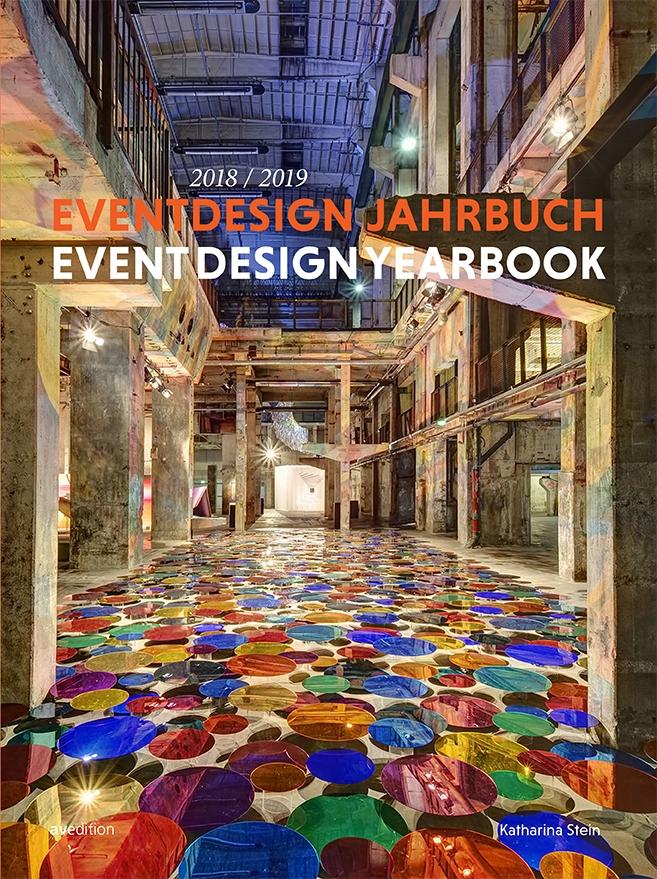 Event Design Yearbook 2018 / 2019