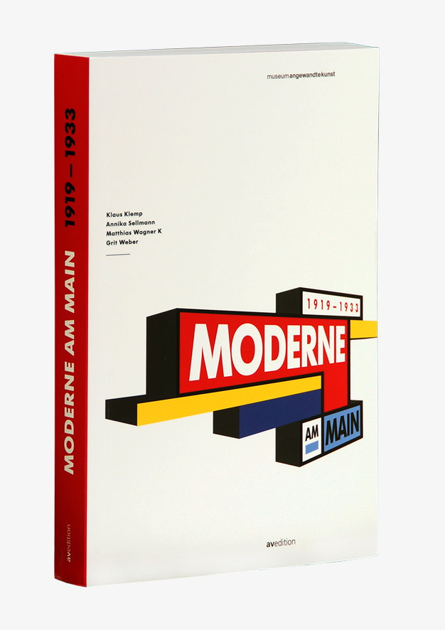 Moderne am Main 1919–1933