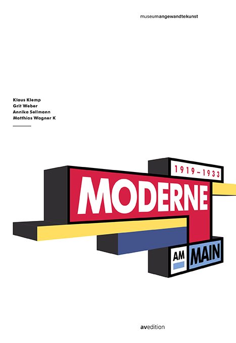 Moderne am Main 1919–1933